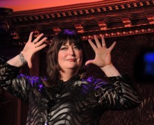 Feminine Persuasion: Ann Hampton Callaway Celebrates Women Songwriters
