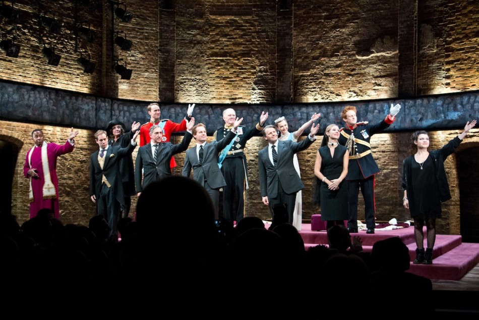 King Charles III Opens on Broadway