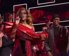 """Billy Porter Says """"Bye"""" to Kinky Boots"""