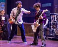 "Webber Returns to His Youth in ""School of Rock"""