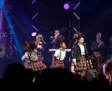 School of Rock Opens on Broadway