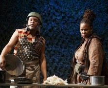 War and Pieces: Mother Courage and Her Children