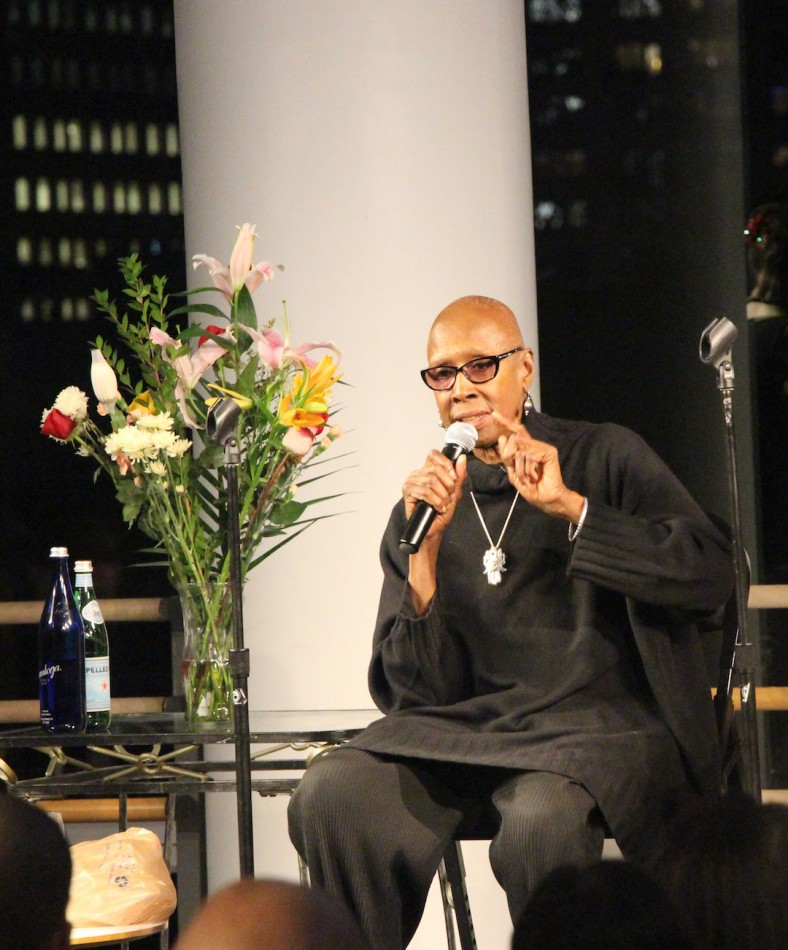Celebrating the Life of Alvin Ailey panel discussion_Alvin Ailey American Dance Theater Artistic Director Emerita