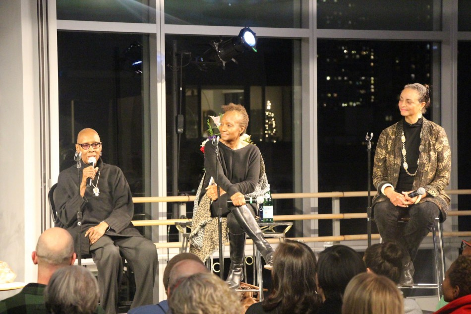 Celebrating the Life of Alvin Ailey panel discussion_Judith Jamis