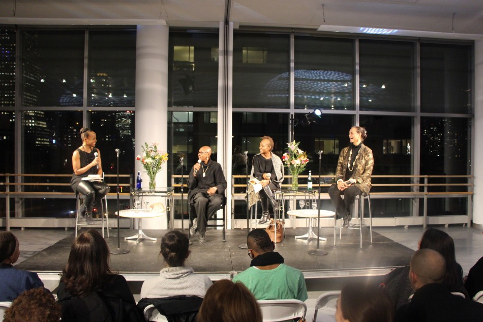 Celebrating the Life of Alvin Ailey panel discussion_Renee Robinson