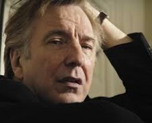 Alan Rickman, British Actor, Has Died