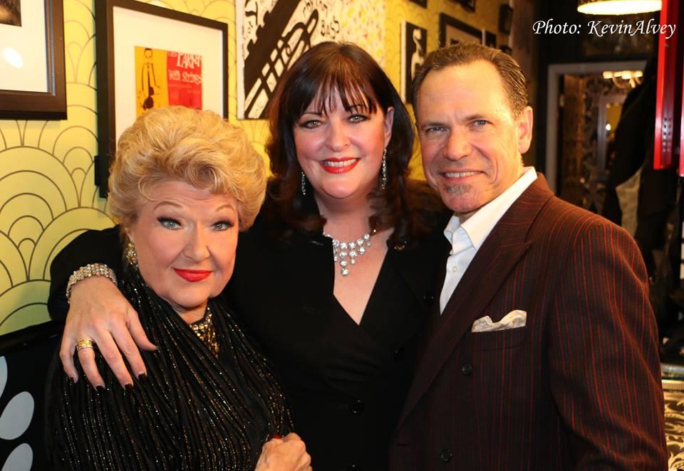 Ann Hampton Callaway, Kurt Elling and Marilyn Maye