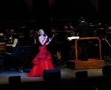Megan Hilty Lights Up New Jersey Symphony Orchestra
