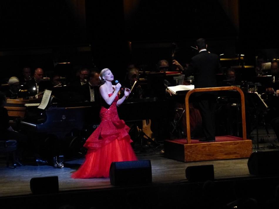 Megan Hilty Lights Up New Jersey Symphony Orchestra