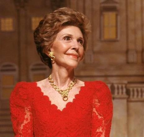 Nancy Reagan Dead at Age 94