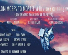 From Moses to Mostel