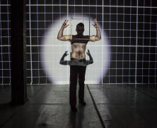 Now here, yet no where: Andrew Schneider's YOUARENOWHERE