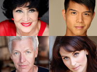 Broadway Backwards Features All Star Cast