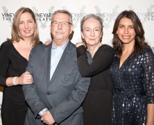 Vineyard Theatre Gala Honors Kathleen Chalfant & Sam Rudy