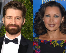 Drama Desk Nom Announcers: Vanessa Williams, Matthew Morrison