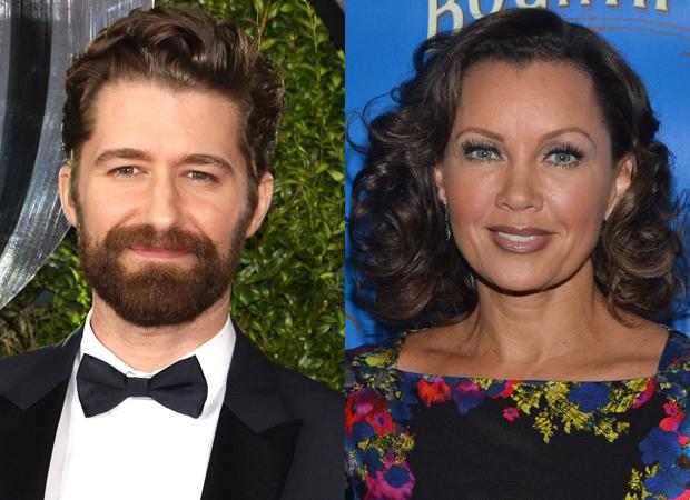 Drama Desk Nom Announcers: Vanessa Williams, Matthew Morrison