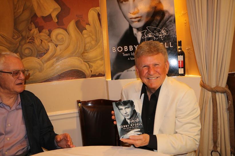 Teen Idol Bobby Rydell Celebrates Book & Birthday