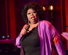 Carol Woods Lights Up the Stage at Feinstein's/54 Below