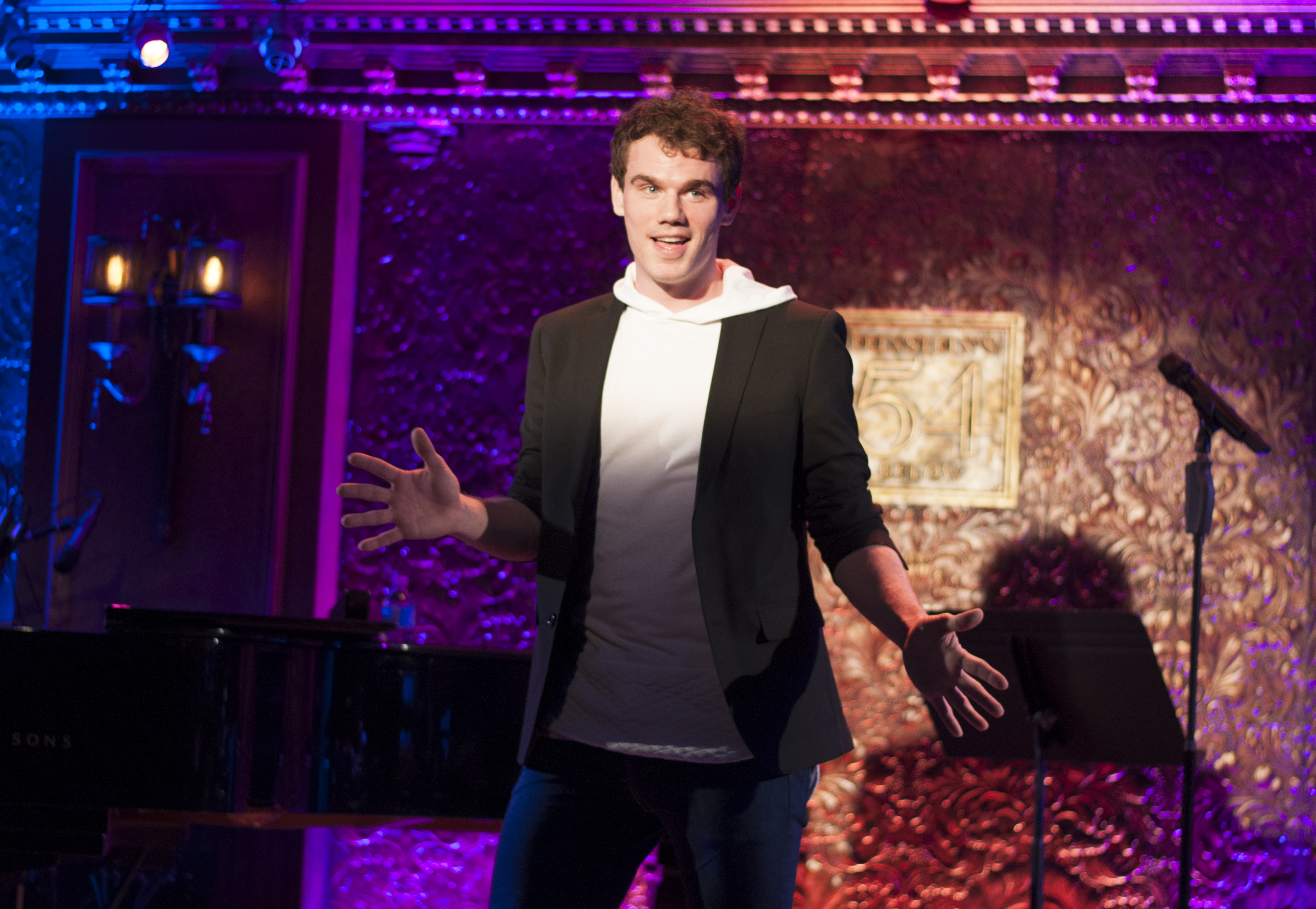 Jay Armstrong Johnson Will Debut Eclectic Show at 54 Below