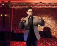 Rabble Rouser Joe Iconis Back to Feinstein's/54Below