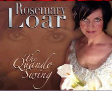 NY Cabaret's Greatest Hits:  Rosemary Loar The Quando Swing
