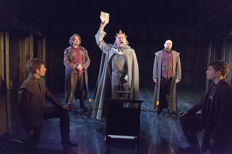 Part II – Henry IV's Saga Continues