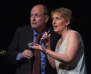 Todd Graff and Liz Callaway