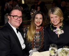 ASPCA Bergh Ball Honors Drew Barrymore