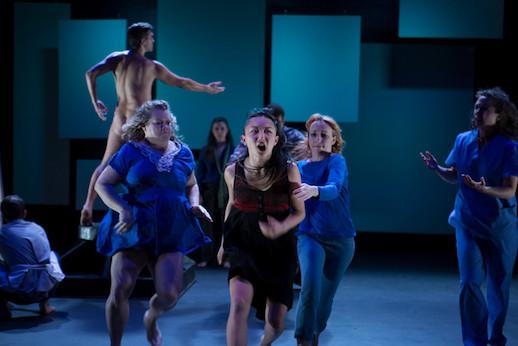 Body: Anatomies of Being – New Ohio Theatre