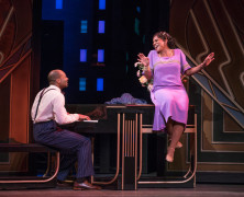 Audra McDonald is Shuffling Off to Maternity Leave