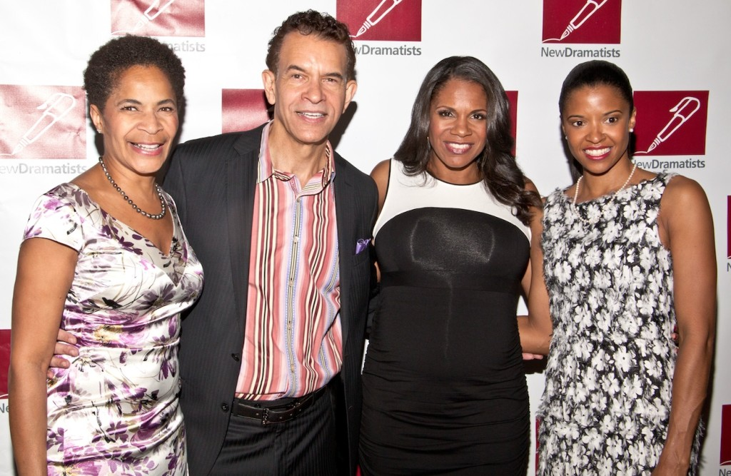 New Dramatists Honors Audra McDonald