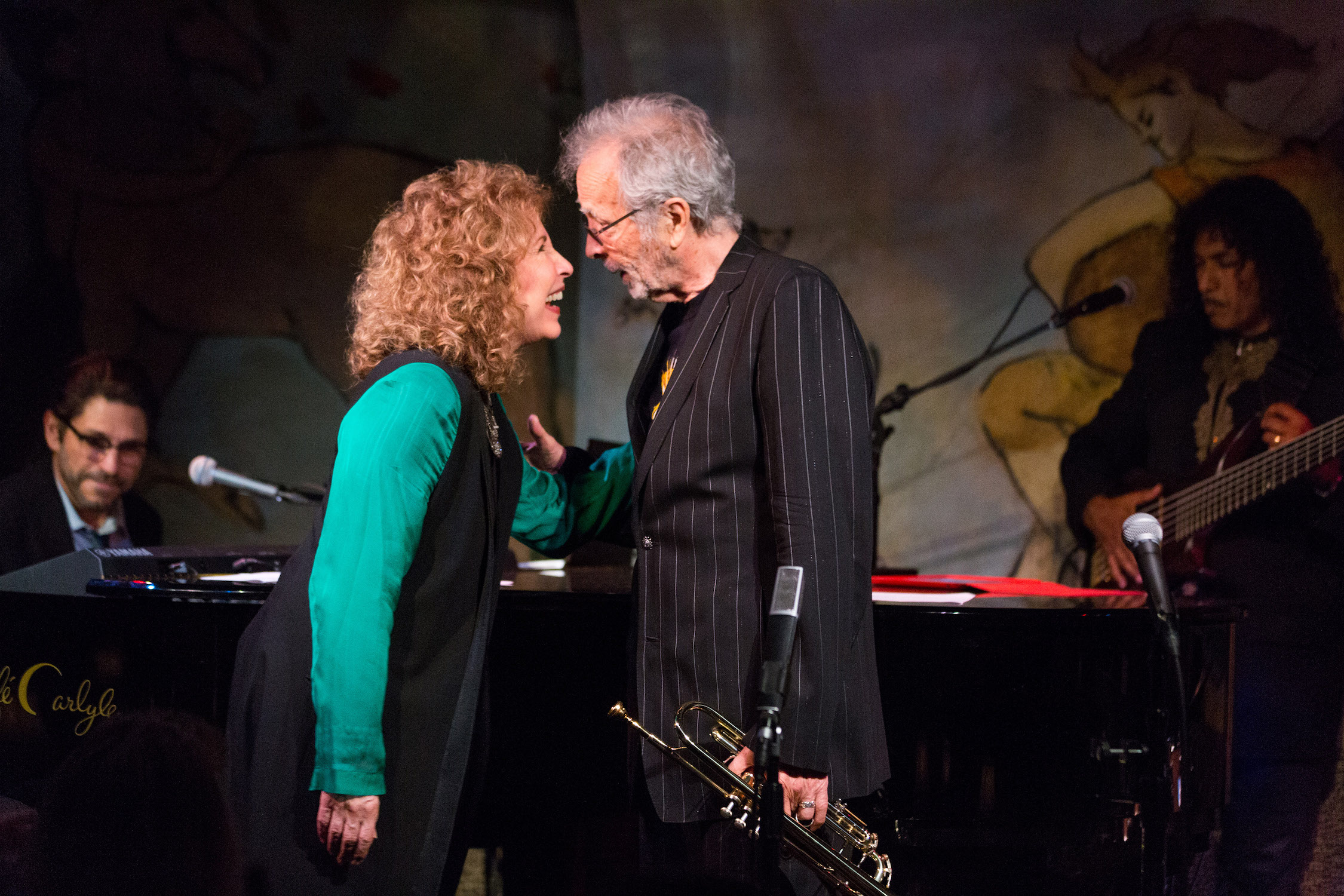 Herb Alpert & Lani Hall Back at The Carlyle