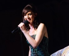 Lena Hall Rocks and Rolls Café Carlyle