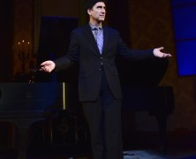 Hershey Felder as Irving Berlin – Review & Opening Nite Photos