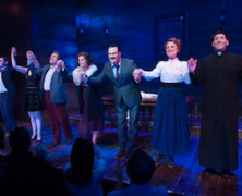 Himself and Nora – Opening Night Photos