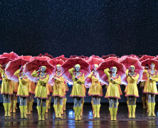 2016 New York Spectacular Lives Up To Its Name at Radio City