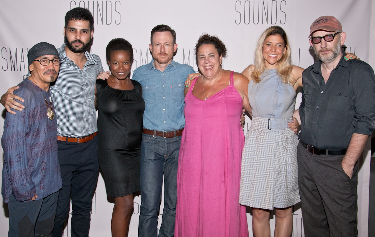 Photos: Small Mouth Sounds Opening Night Festivities