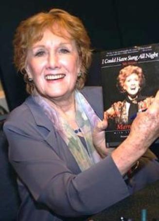 Marnie Nixon  Dies at Age 86