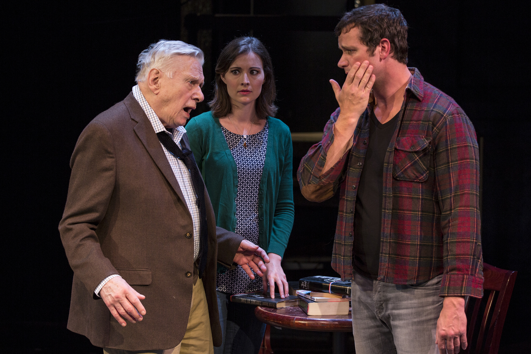 Simon Says at Lynn Redgrave Theater