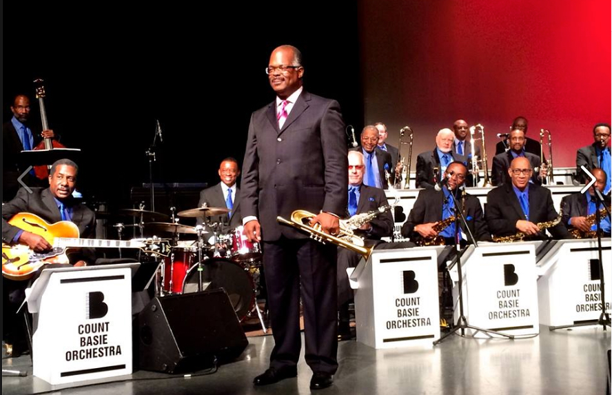 The Count Basie Orchestra at Birdland