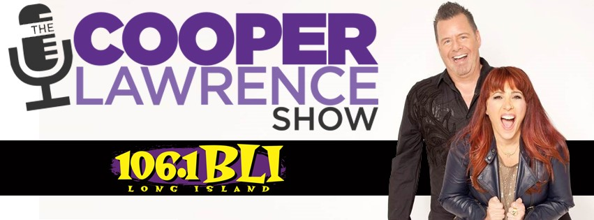 The Cooper Lawrence Show Takes Over Mornings at WBLI