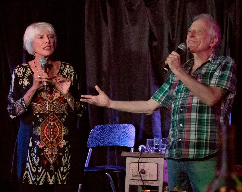 Old Friends – Pendleton & Bleier at Pangea