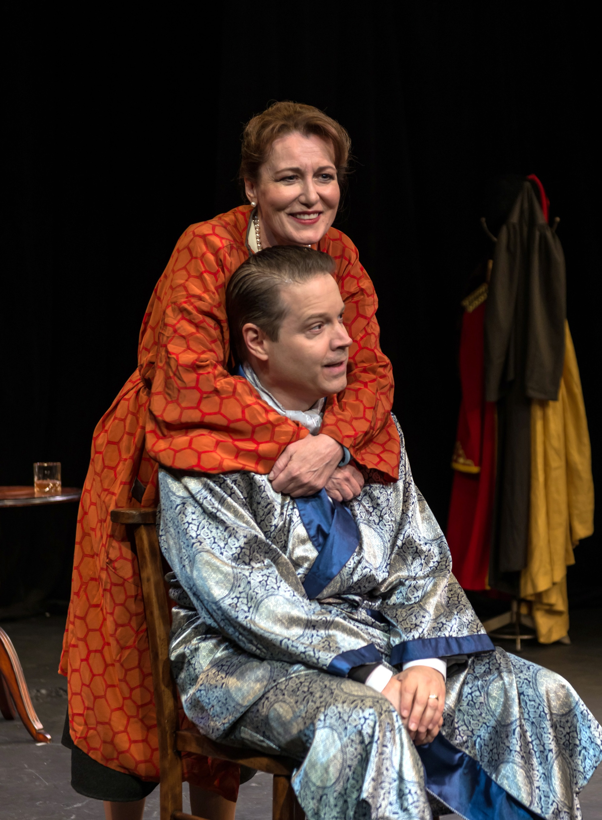 Lunt and Fontanne: The Celestials of Broadway