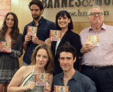 Waitress CD Signing and Performance Sold Out at B&N