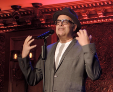 David Yazbek Delivers at 54Below