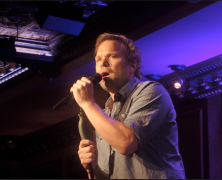 Norbert Leo Butz Begins Run at 54 Below