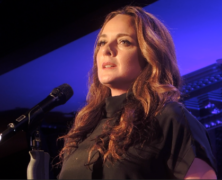 Melissa Errico Sneak Peek – Returns to 54 Below