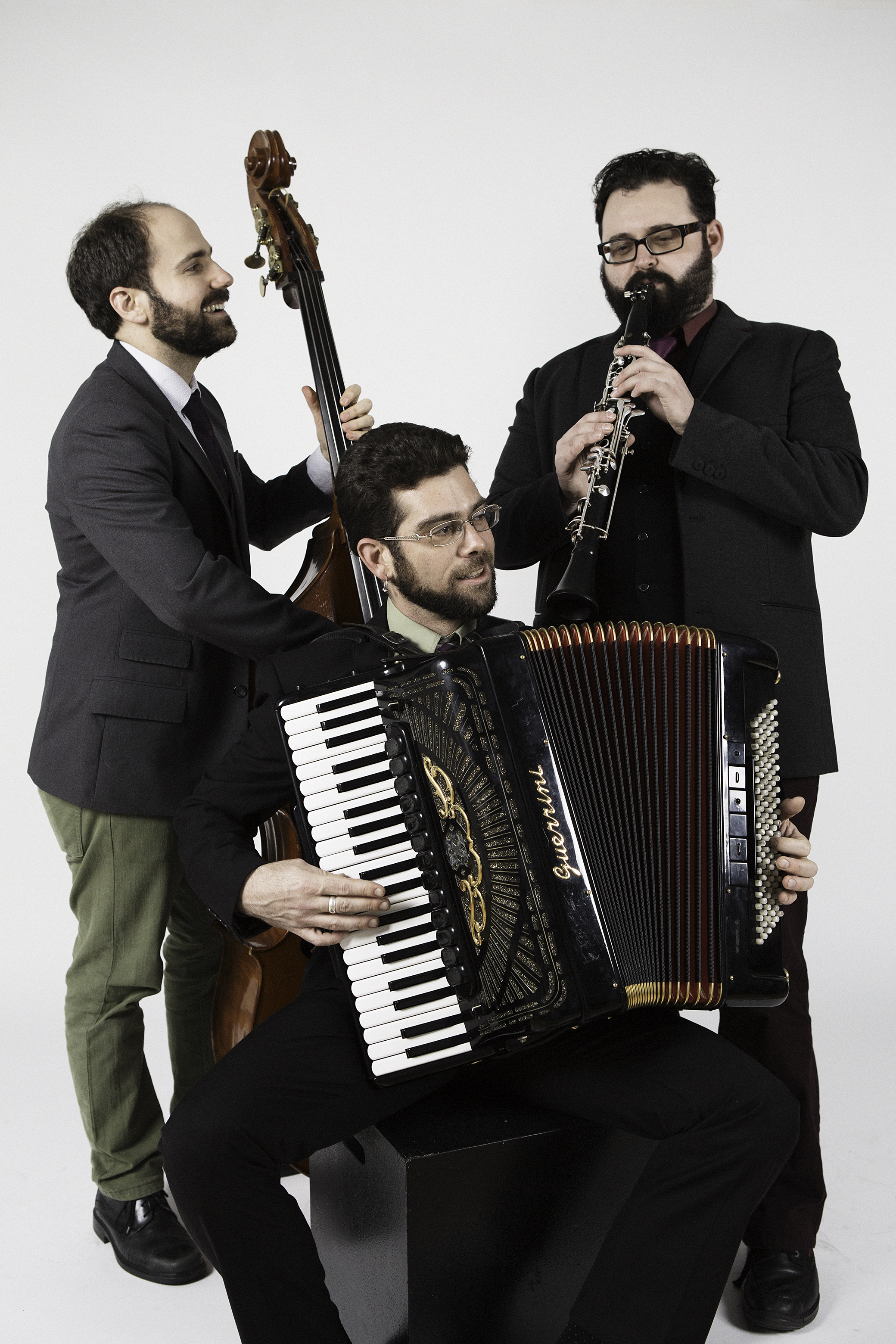 Yiddish Art Trio at Pangea Three Cheers! And Oy Vey!