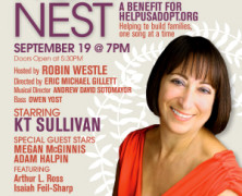 Robin's Nest and HelpUsAdopt.org Set for Another Benefit Evening