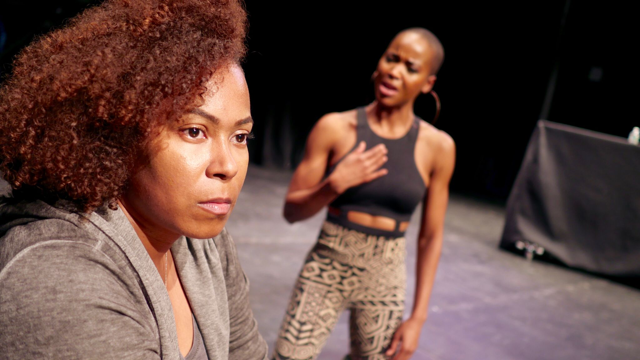 Chokehold Grips the Theater Politic